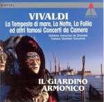 Antonio Vivaldi: Concerti da Camera (3)