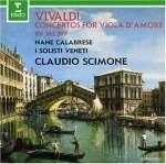 Antonio Vivaldi: Konzerte f. Viola d'amore RV 392-397