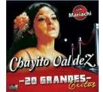 Chayito Valdez: 20 Grandes Exitos