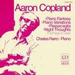 Aaron Copland: Klavierwerke (4)