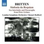 Benjamin Britten (1913-1976): Sinfonia da Requiem op. 20 (1)