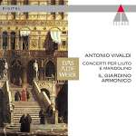 Antonio Vivaldi (1678-1741): Konzerte für 2 Mandolinen RV 532 & 558 (2)