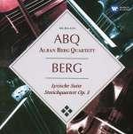 Berg: Lyrische Suite & Streichquartett Op. 3 (UHQCD)(reissue)