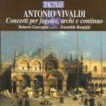 Antonio Vivaldi: Fagottkonzerte Vol. 1 (1)