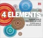 4 Elements - Klassische Musik zu Feuer, Wasser, Luft & Erde