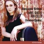 Benjamin Britten: Suiten für Cello solo Nr. 1-3 (opp. 72, 80, 87) (8)