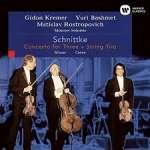 Alfred Schnittke (1934-1998): Konzert für Streichtrio & Orchester