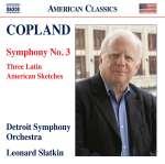 Aaron Copland (1900-1990): Symphonie Nr. 3 (7)