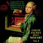 Colin Tilney spielt Mozart Vol. 4