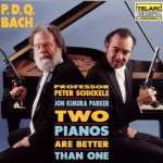 P. D. Q. Bach: Two Pianos are better than One