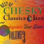 Best Of Chesky Classics & Jazz..., Vol. 3