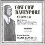Cow Davenport V3 1940's