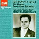 Benjamino Gigli singt Arien