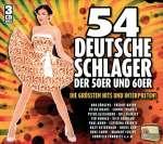 54 deutsche Schlager der 50er und 60er (1)