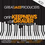 Great Jazz Producers: O. Keepnews & B. Grauer 1955 - 1962 Recordings