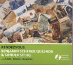 Benjamin Scherer Quesada & Sander Sittig - Ravel - Turina - Prokofieff