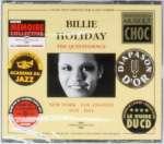 Billie Holiday (1915-1959): The Quintessence