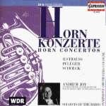 Andrew Joy spielt Hornkonzerte (1)