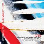 Charles Ives (1874-1954): Orchesterwerke (3)