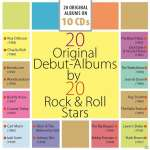20 Original Debut-Albums By 20 Rock & Roll-Stars