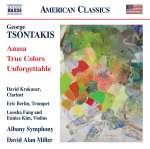Anasa für Klarinette & Orchester