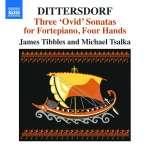 3 Sonaten nach Ovid für Klavier 4-händig