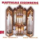 Charles-Marie Widor: Orgelsymphonie Nr. 5 (3)