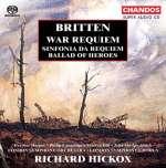Benjamin Britten (1913-1976): War Requiem op. 66 (16)