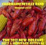 Charmaine Neville Band: Live At Jazzfest 2017