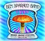 Ben Sparaco: Live At Wanee 2017