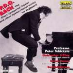 P. D. Q. Bach: The Short-Tempered Clavier