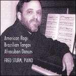 American Rags Brazilian Tangos