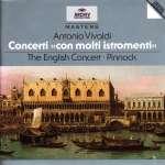 Antonio Vivaldi (1678-1741): Konzerte für mehrere Instrumente (17)