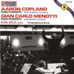 Aaron Copland (1900-1990): Klavierkonzert (4)