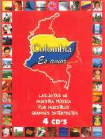 Colombia Es Amor - Various
