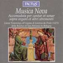 16 Ricercare a. d. Sammlung 'Musica Nova'