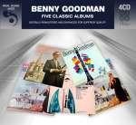 Benny Goodman (1909-1986): 5 Classic Albums