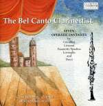 Colin Bradbury - The Bel Canto Clarinettist
