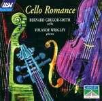 Bernard Gregor-Smith, Cello