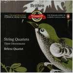 Benjamin Britten (1913-1976): Streichquartette Nr. 1-3 (4)
