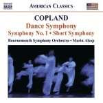 Aaron Copland (1900-1990): Symphonien Nr. 1 & 2