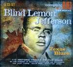 'Blind' Lemon Jefferson: Texas Blues