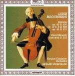 12 Minuetti cantabili f. Orchester G. 525