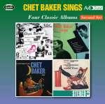 Chet Baker (1929-1988): Four Classic Albums Second Set (1)