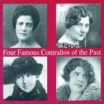 4 Famous Contraltos of the Past
