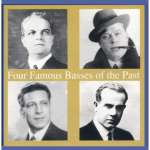 4 Famous Basses of the Past