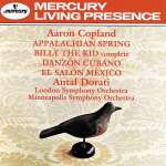 Aaron Copland (1900-1990): Billy the Kid - Ballettsuite (8)