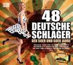 48 deutsche Schlager der 50er & 60er Jahre