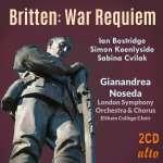 Benjamin Britten (1913-1976): War Requiem op. 66 (20)