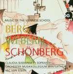 Alban Berg (1885-1935): 7 Frühe Lieder (1)